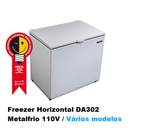 Freezer-horizantal