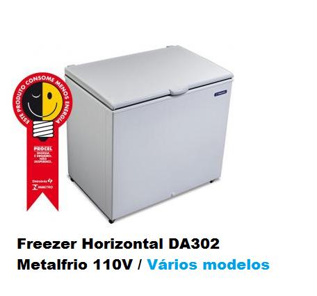 Freezer-horizantal