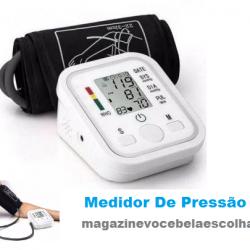 Medidor-De-Pressão-Arterial-Digital