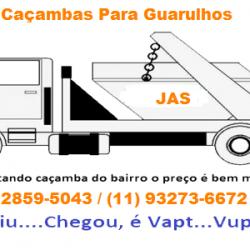 Caçambas-para-Bonsecesso-Guarulhos