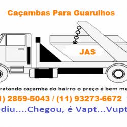 Caçambas-Guarulhos