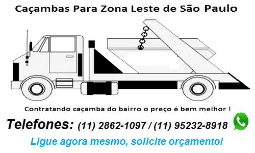 caçamba-para-Vila-Progresso-Zona-Leste